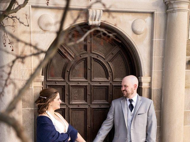 Andy and Liz's Wedding in Lisle, Illinois 25