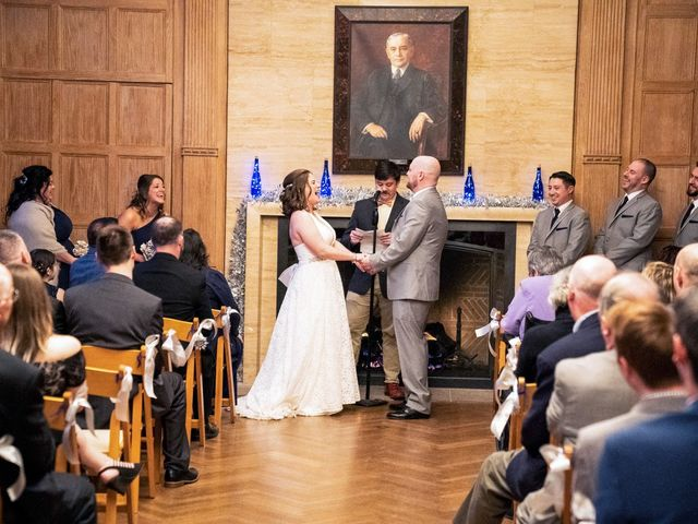 Andy and Liz's Wedding in Lisle, Illinois 28