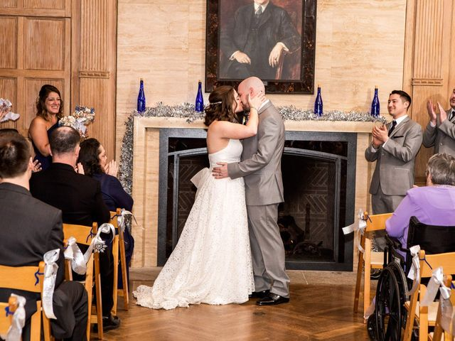 Andy and Liz's Wedding in Lisle, Illinois 32