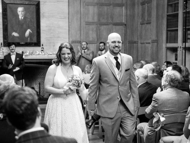 Andy and Liz's Wedding in Lisle, Illinois 33
