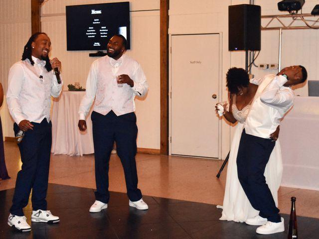 Jalonna and Jamarcus's Wedding in Gilbert, South Carolina 3