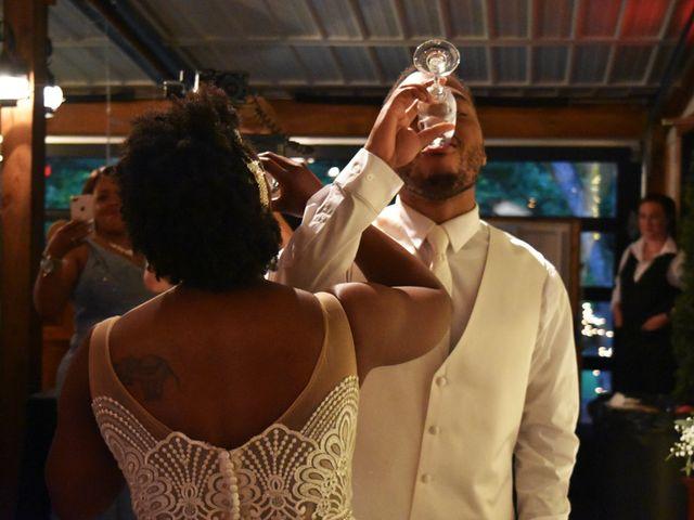 Jalonna and Jamarcus's Wedding in Gilbert, South Carolina 4