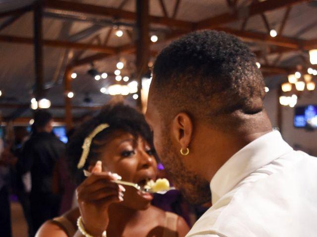 Jalonna and Jamarcus's Wedding in Gilbert, South Carolina 5