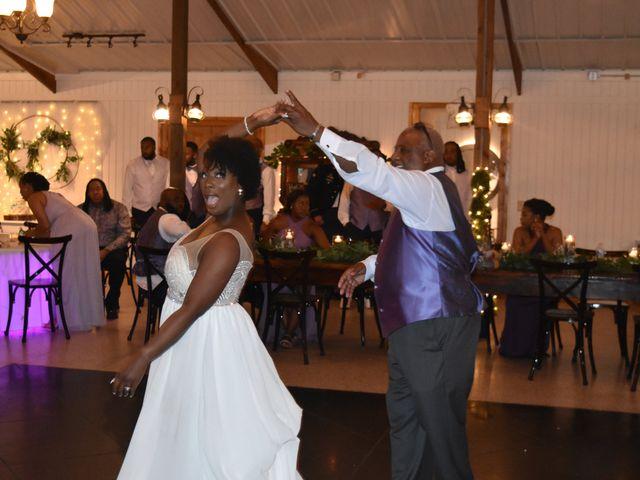 Jalonna and Jamarcus's Wedding in Gilbert, South Carolina 6