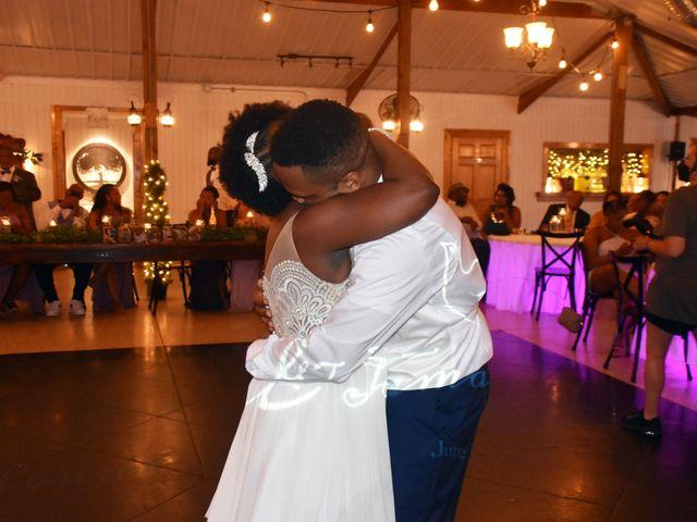 Jalonna and Jamarcus's Wedding in Gilbert, South Carolina 7