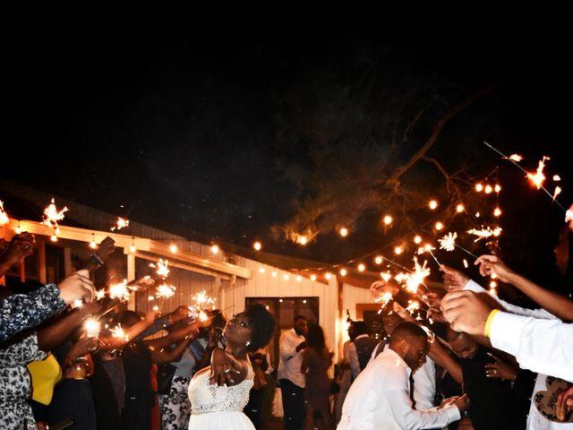 Jalonna and Jamarcus's Wedding in Gilbert, South Carolina 9