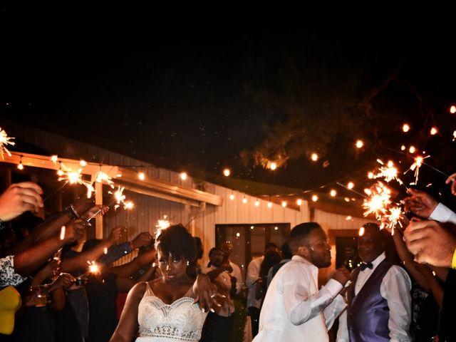 Jalonna and Jamarcus's Wedding in Gilbert, South Carolina 10