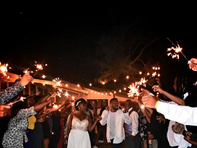 Jalonna and Jamarcus's Wedding in Gilbert, South Carolina 11