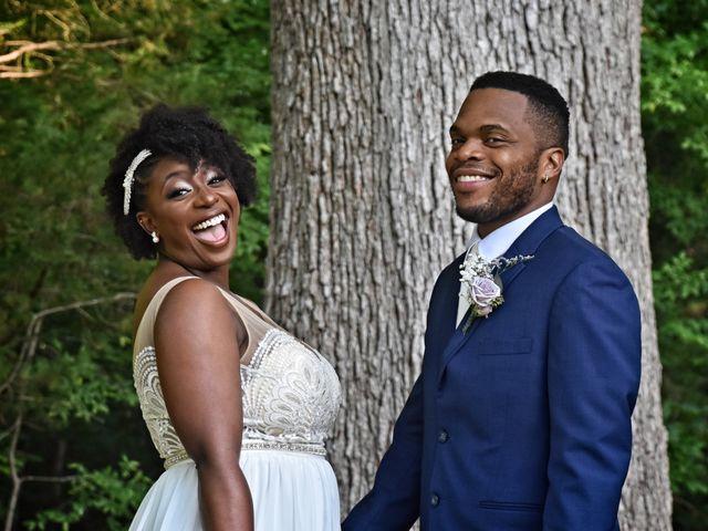 Jalonna and Jamarcus's Wedding in Gilbert, South Carolina 14