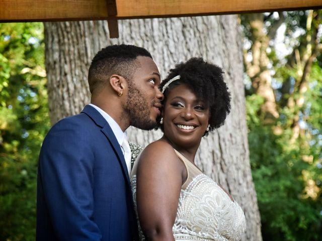 Jalonna and Jamarcus's Wedding in Gilbert, South Carolina 15