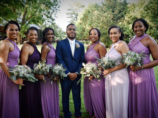 Jalonna and Jamarcus's Wedding in Gilbert, South Carolina 16