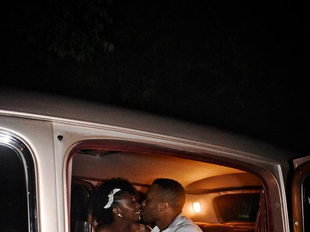 Jalonna and Jamarcus's Wedding in Gilbert, South Carolina 17