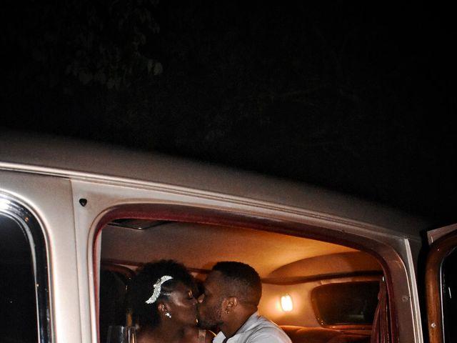 Jalonna and Jamarcus's Wedding in Gilbert, South Carolina 18