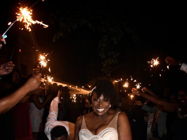 Jalonna and Jamarcus's Wedding in Gilbert, South Carolina 19