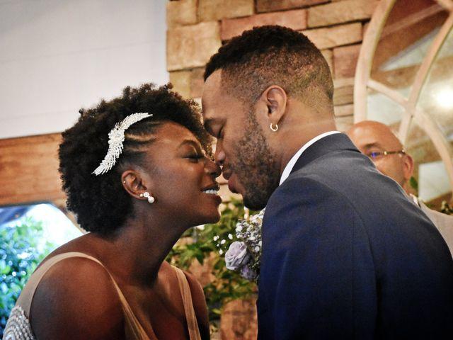 Jalonna and Jamarcus's Wedding in Gilbert, South Carolina 20