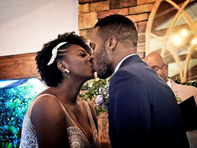 Jalonna and Jamarcus's Wedding in Gilbert, South Carolina 21