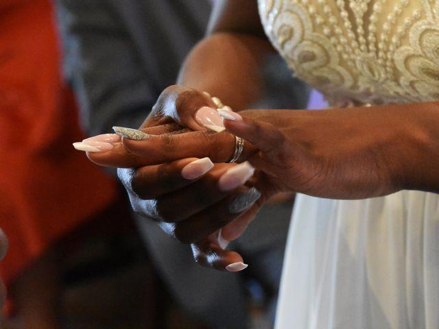 Jalonna and Jamarcus's Wedding in Gilbert, South Carolina 24