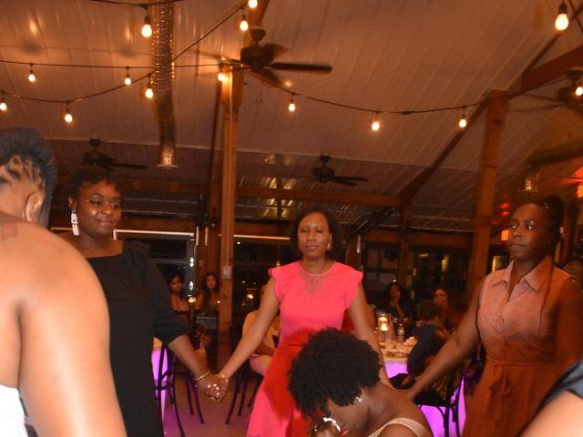 Jalonna and Jamarcus's Wedding in Gilbert, South Carolina 25