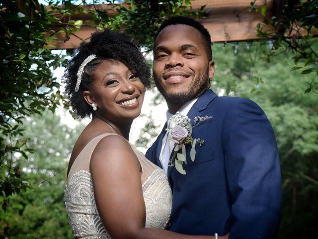 Jalonna and Jamarcus's Wedding in Gilbert, South Carolina 26