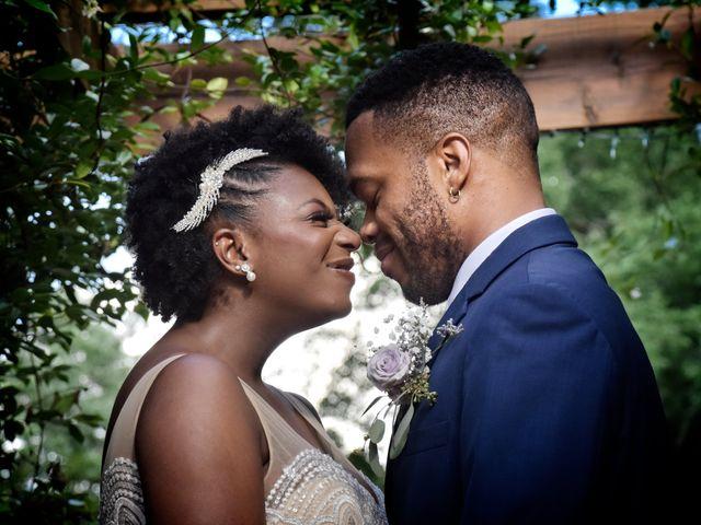 Jalonna and Jamarcus's Wedding in Gilbert, South Carolina 27
