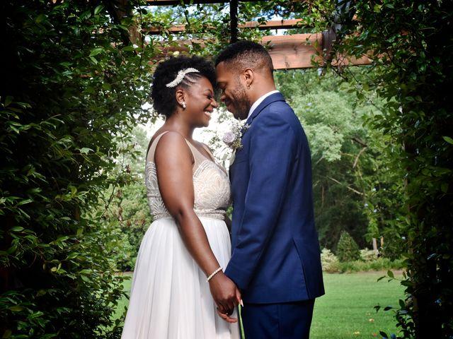 Jalonna and Jamarcus's Wedding in Gilbert, South Carolina 28