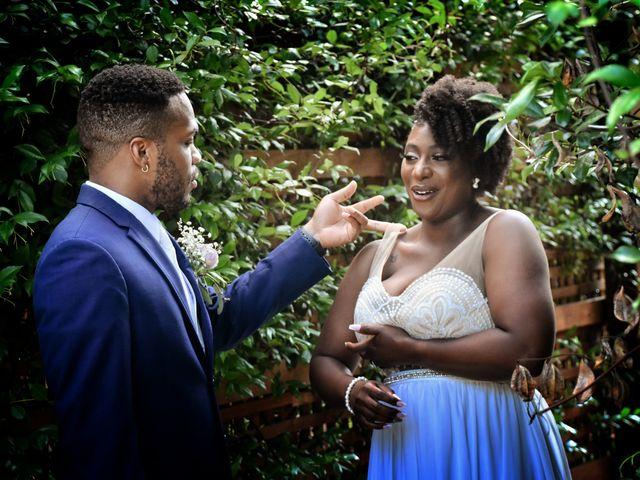 Jalonna and Jamarcus's Wedding in Gilbert, South Carolina 29