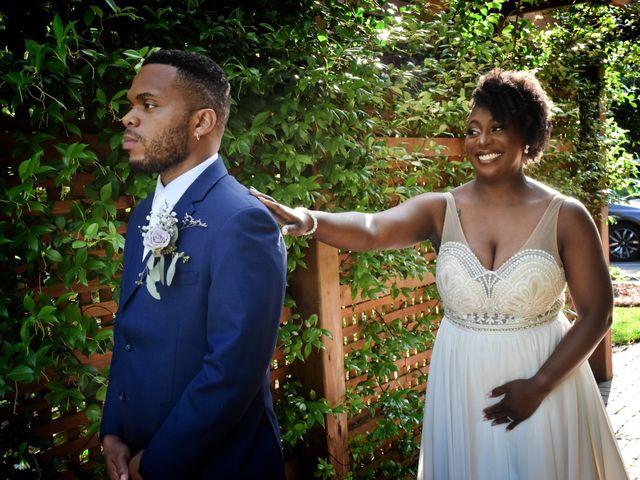 Jalonna and Jamarcus's Wedding in Gilbert, South Carolina 31