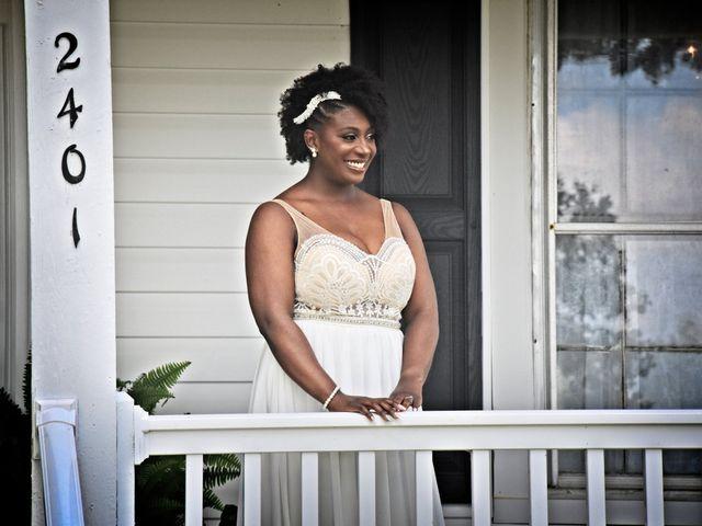 Jalonna and Jamarcus's Wedding in Gilbert, South Carolina 32