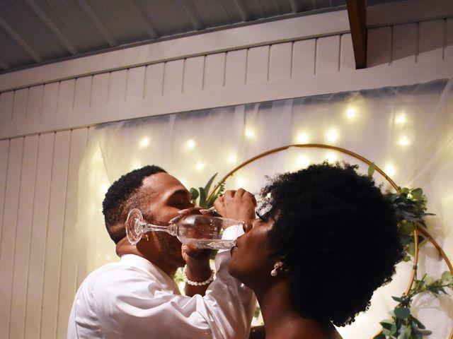 Jalonna and Jamarcus's Wedding in Gilbert, South Carolina 33