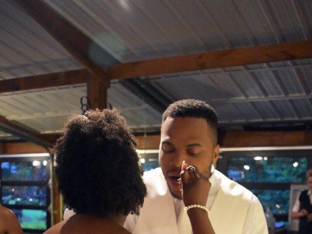 Jalonna and Jamarcus's Wedding in Gilbert, South Carolina 34