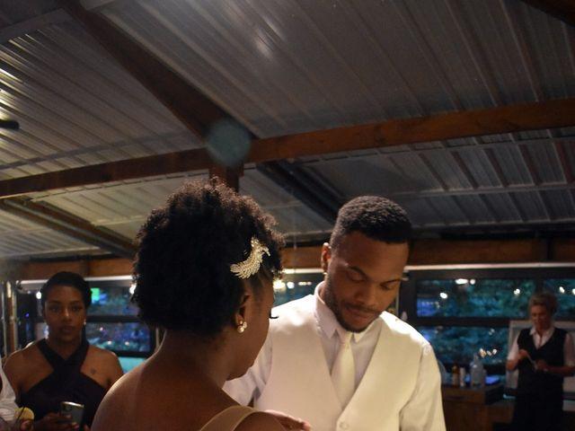 Jalonna and Jamarcus's Wedding in Gilbert, South Carolina 35