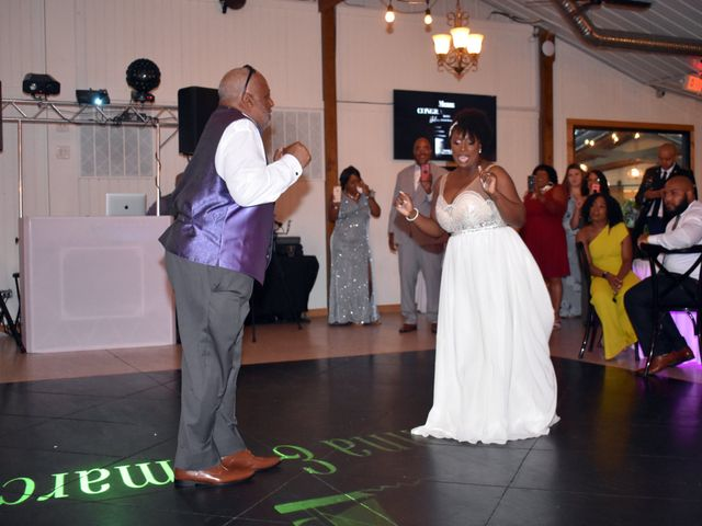 Jalonna and Jamarcus's Wedding in Gilbert, South Carolina 37