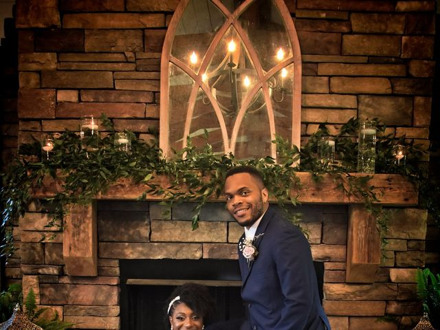 Jalonna and Jamarcus's Wedding in Gilbert, South Carolina 43