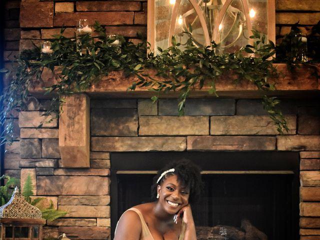 Jalonna and Jamarcus's Wedding in Gilbert, South Carolina 44