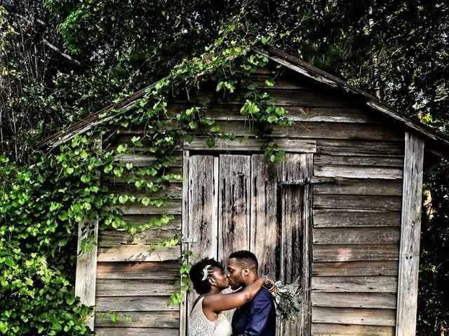 Jalonna and Jamarcus's Wedding in Gilbert, South Carolina 45