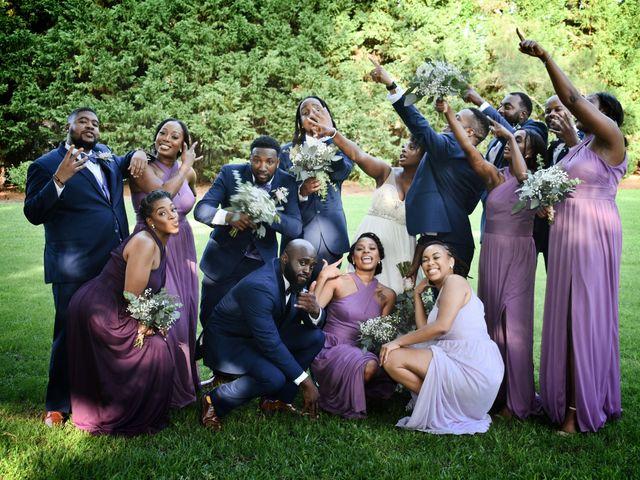 Jalonna and Jamarcus's Wedding in Gilbert, South Carolina 47