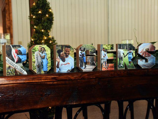 Jalonna and Jamarcus's Wedding in Gilbert, South Carolina 48