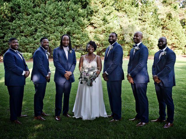 Jalonna and Jamarcus's Wedding in Gilbert, South Carolina 49