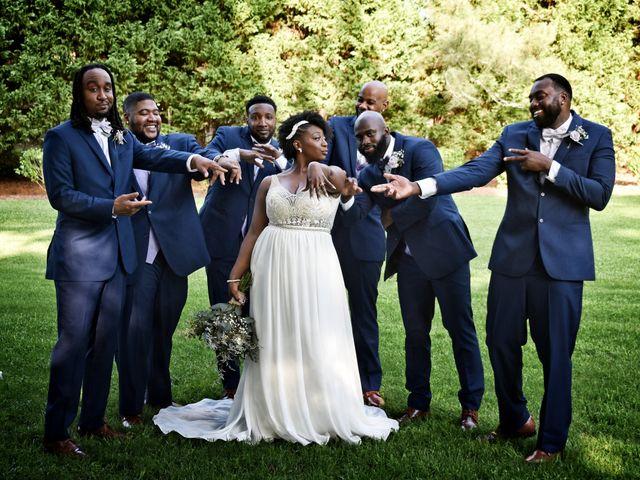 Jalonna and Jamarcus's Wedding in Gilbert, South Carolina 50