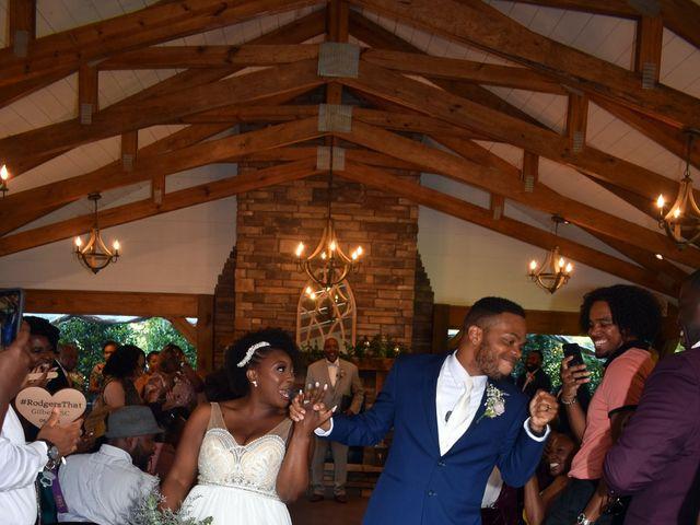 Jalonna and Jamarcus's Wedding in Gilbert, South Carolina 51