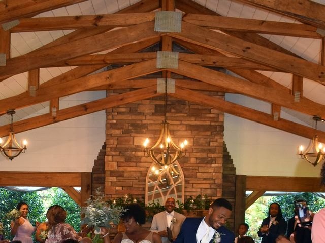 Jalonna and Jamarcus's Wedding in Gilbert, South Carolina 52