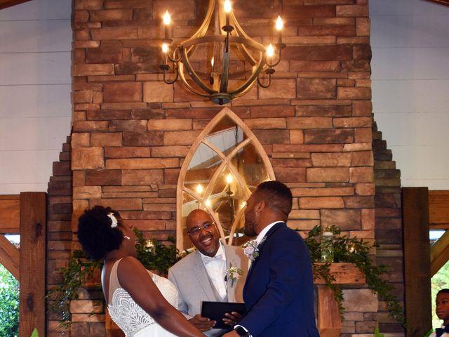 Jalonna and Jamarcus's Wedding in Gilbert, South Carolina 53
