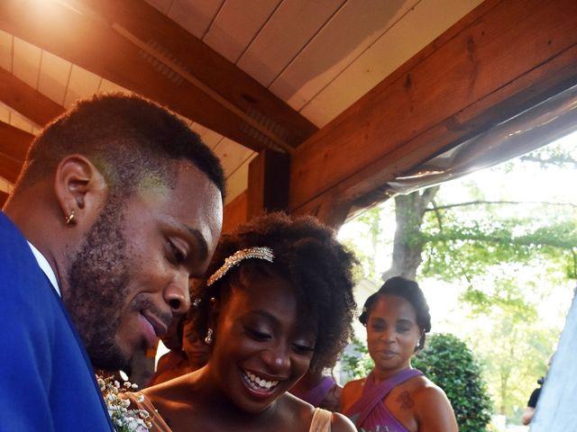Jalonna and Jamarcus's Wedding in Gilbert, South Carolina 54