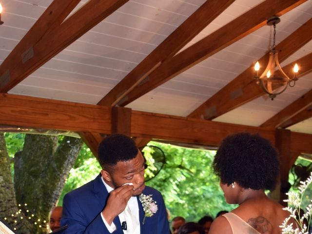 Jalonna and Jamarcus's Wedding in Gilbert, South Carolina 57