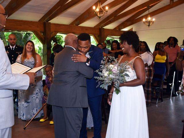 Jalonna and Jamarcus's Wedding in Gilbert, South Carolina 58