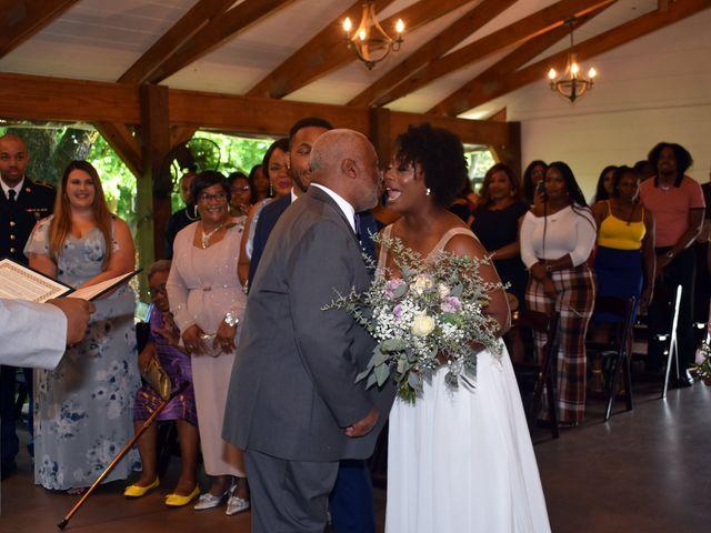 Jalonna and Jamarcus's Wedding in Gilbert, South Carolina 59