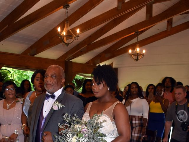 Jalonna and Jamarcus's Wedding in Gilbert, South Carolina 60