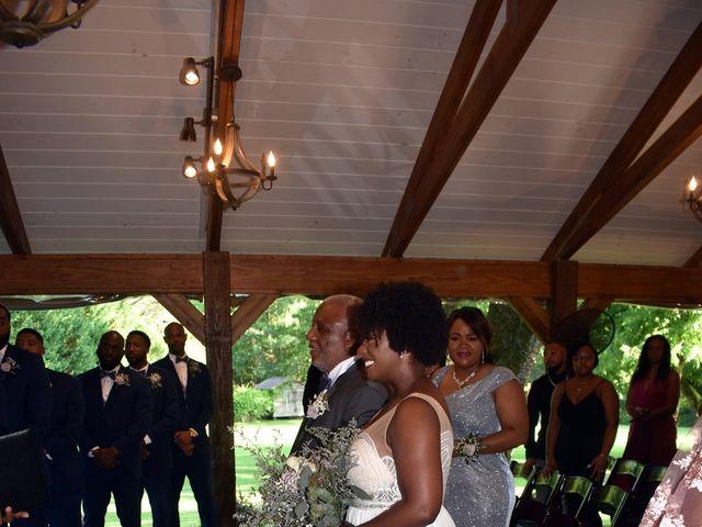 Jalonna and Jamarcus's Wedding in Gilbert, South Carolina 62