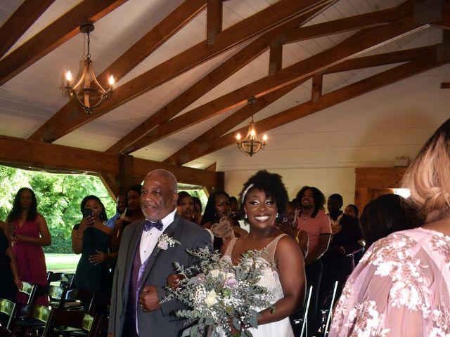 Jalonna and Jamarcus's Wedding in Gilbert, South Carolina 63