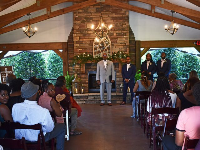 Jalonna and Jamarcus's Wedding in Gilbert, South Carolina 64